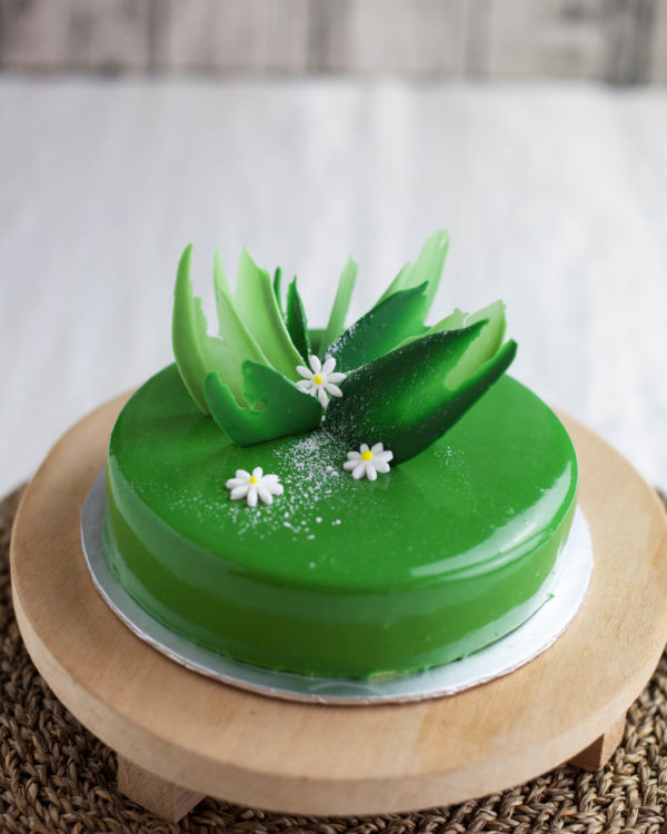 Photo of Green Tea Gateau