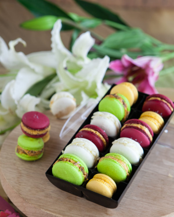 Photo of CNY Savoury Macarons