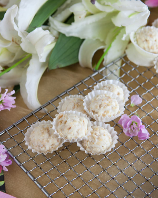 Photo of CNY Hong Kong Almond Cookie