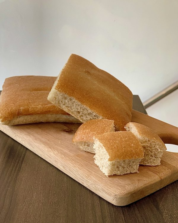 Photo of BROWN RICE FOCACCIA
