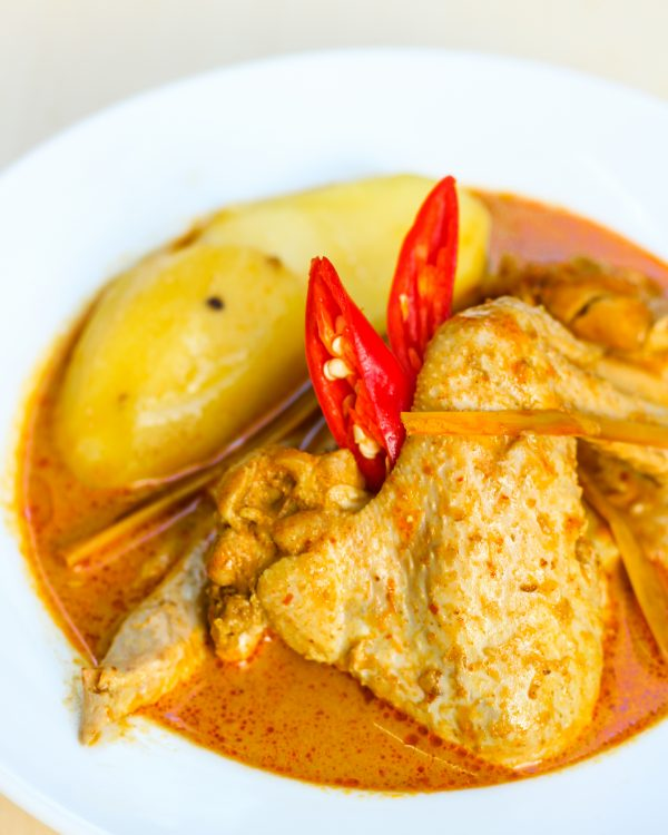 Photo of MOM'S CURRY CHICKEN