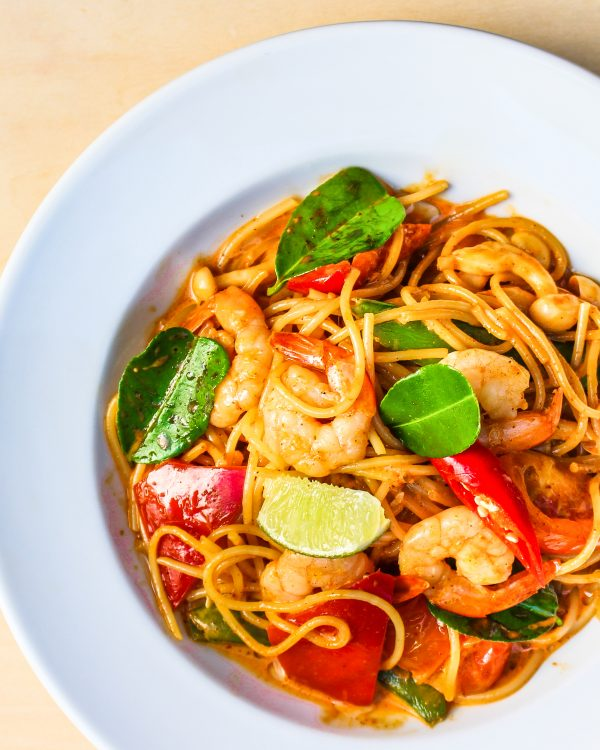 Photo of [PASTA] TOMYAM SEAFOOD PASTA