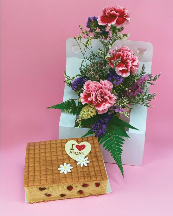 Photo of Mother's Day 2-in-1 Flower Bundle (10% PROMO)